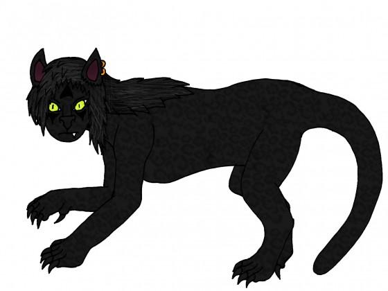 Corvus Panther-Tierform