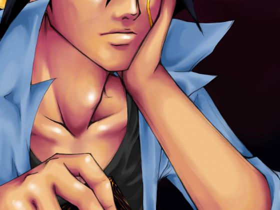Yusei remastered.