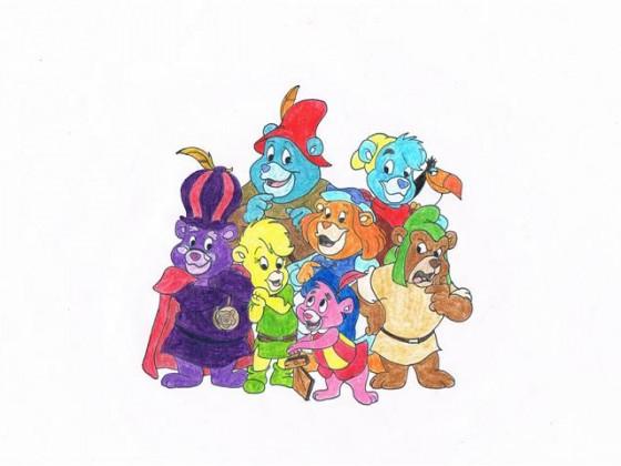 Disney's Die Gummibärenbande