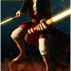 Roronoa Zoro, Jedi Master