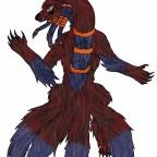 Dogma 3-Schweifige Kitsune-Tierform
