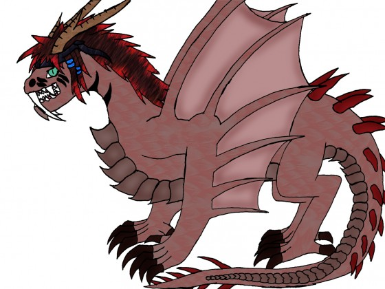 Makani Behemoth-Tierform (Drachenartig)