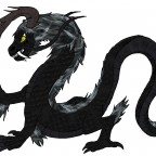 Talon Drachen-Tierform (chinesisch)