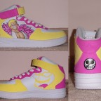 One Piece Schuhe #2: Doflamingo!