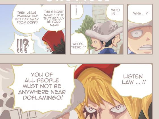 One Piece Ch 763