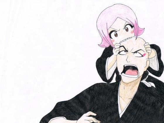 Ikkaku & Yachiru