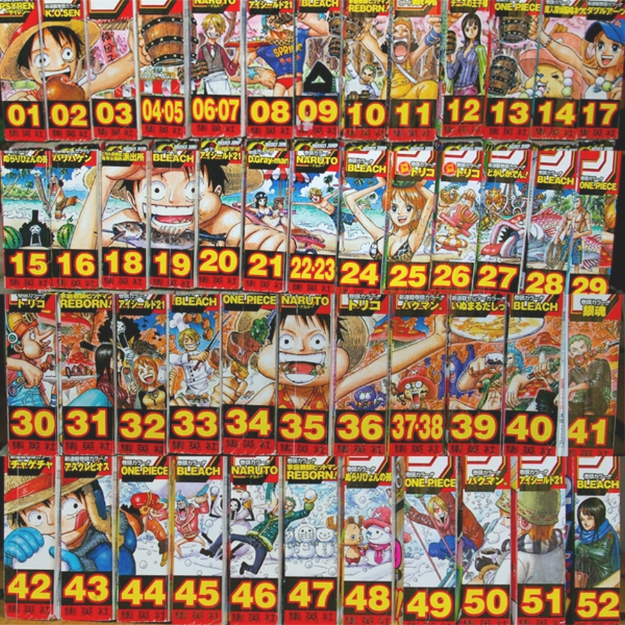 One Piece 20th Anniversary   One Piece Manga   Pirateboard   Das ...