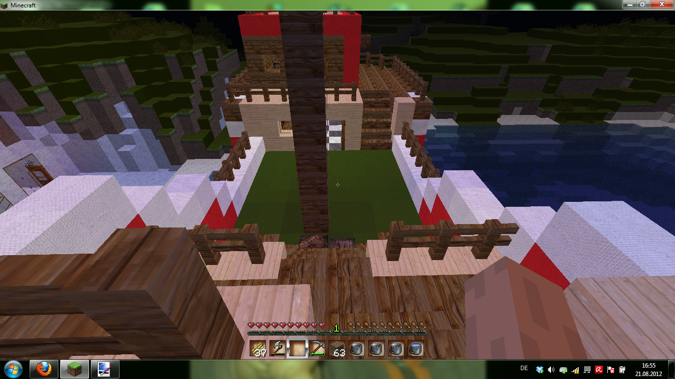 Minecraft - Seite 4 - Hardware & Software - Pirateboard - Das One ...